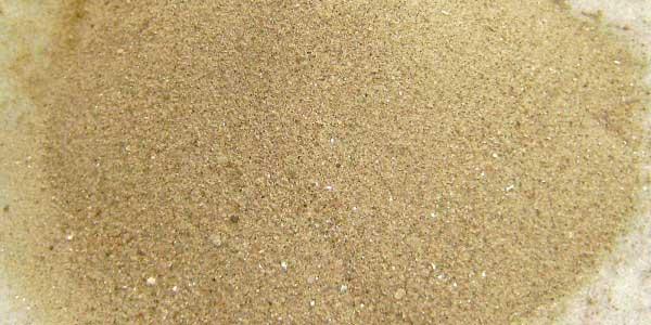 Речен пясък 0/ 2 мм