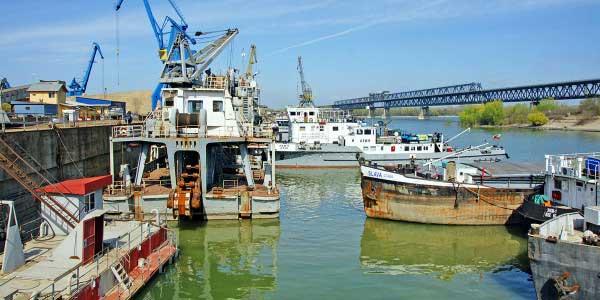 Пристанищна дейност – ДДФ