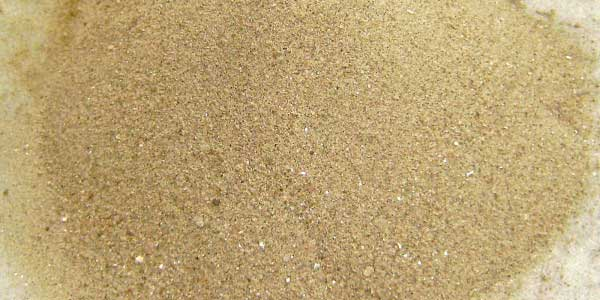 River sand 0/ 2 mm