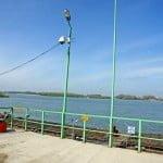 Vedere către fluviul Dunării