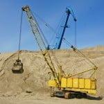 Extracția de materiale pentru construcţii