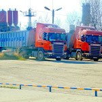 Auto fleet of DDF Ruse