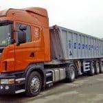 Камион на ДДФ
