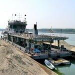 DDF Ruse face comerţ cu nisip de râu