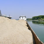 Extraction and trade in sand and ballast